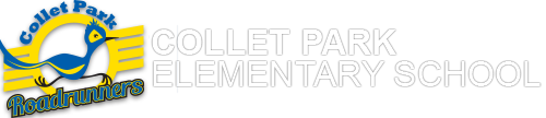 Collet Park Elementary  Logo